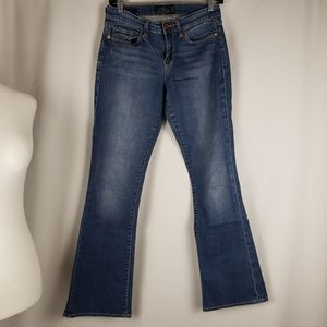 Lucky Brand Sofia Boot Cut Jeans 6/28